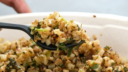 Is Chipotle's new cauliflower rice worth its $2 price tag?