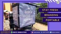 Tas Delivery - Anns Bakehouse #TasObrokIndah #IndahTas #IndahTasObrok