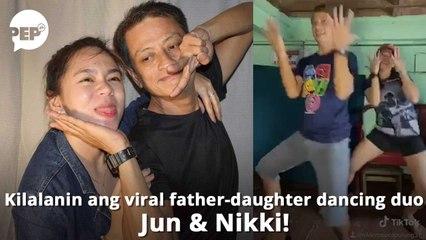 Kilalanin ang father-daughter dancing duo na kinagigiliwan ng netizens!
