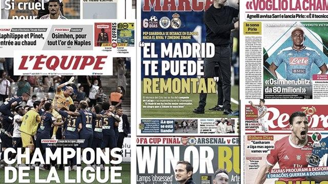 Pep Guardiola ouvre les hostilités pour le match retour face au Real Madrid, les grandes manoeuvres de la Juve pour le futur