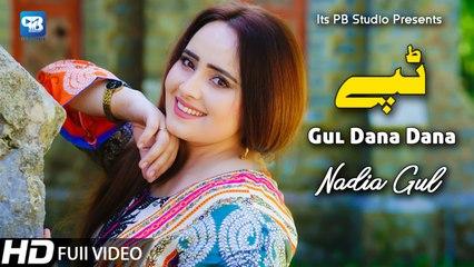 Pashto new song 2020 | Nadia Gul Tappy Tapay Tappaezy 2020 | Gul Dana Dana - New Song | latest Music