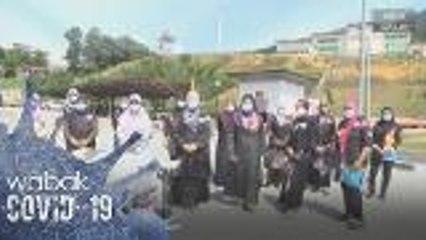 Jangan bimbang kunjungi Meru Raya - Pengarah Bomba Perak