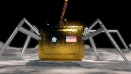 NASA proposes steam-powered hopping robot for missions to the solar system's icy moons
