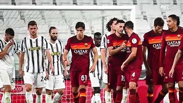Serie A : La Roma met fin à l'invincibilité de la Juve à domicile, bonne nouvelle pour l'OL ?