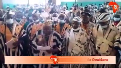 Les chefs Dan disent Non à un 3è mandat de Ouattara