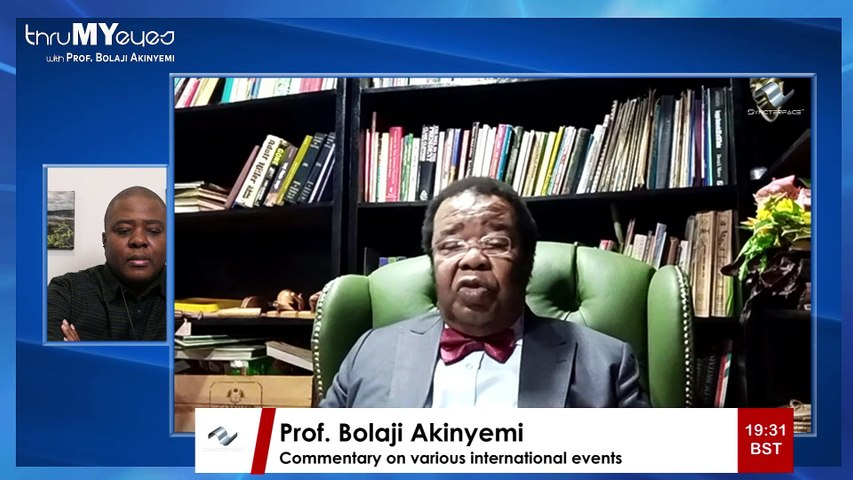 Prof. Bolaji Akinyemi congratulates Dr. Akinwunmi Adesina of AfDB and calls for refinement of whistleblowing laws