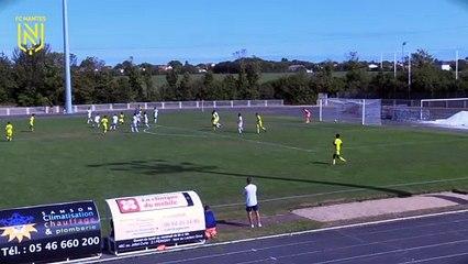 Amical - U19 : le FC Nantes s'impose face aux Girondins (4-0)