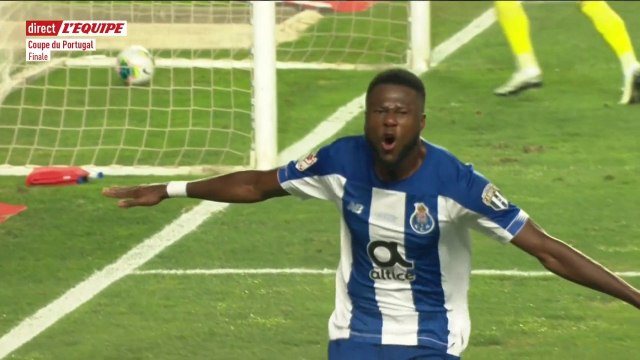 Fnale coupe du Portugal, Benfica Lisbonne - FC Porto - Football - Replay