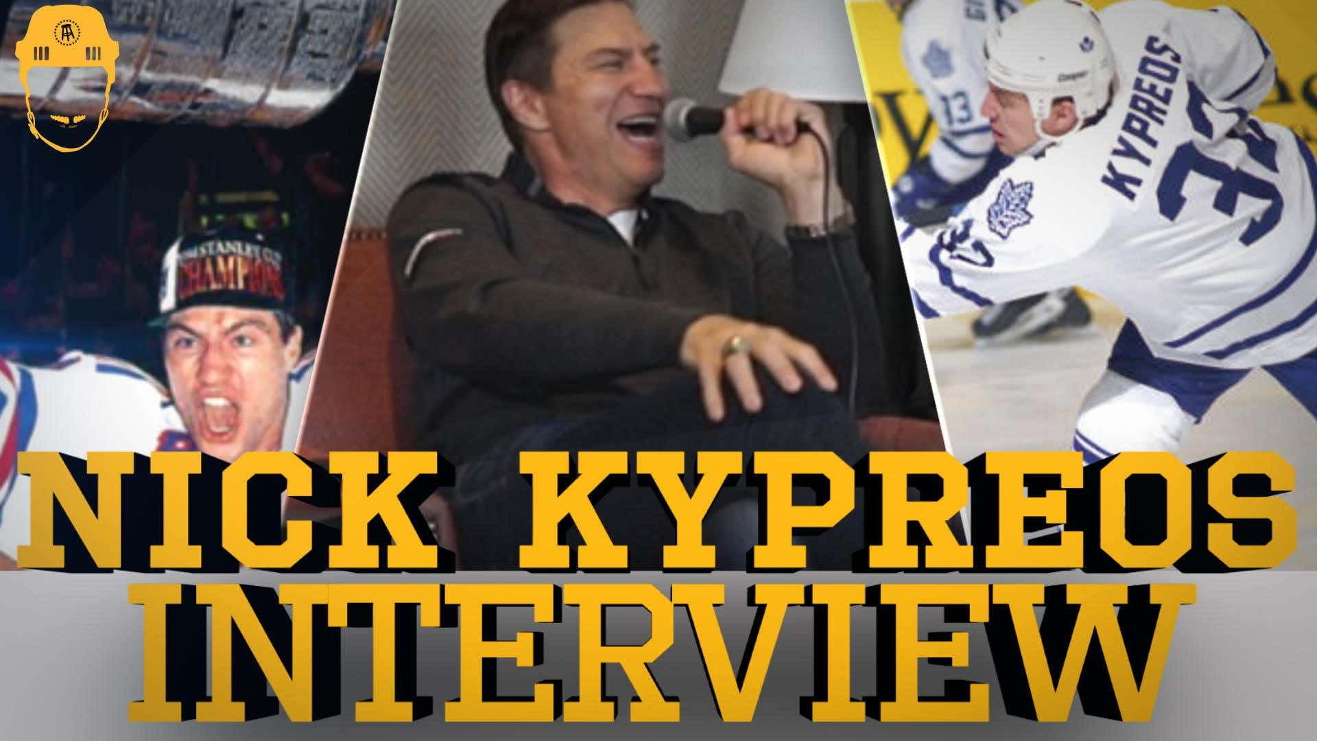 Spittin' Chiclets Interviews Nick Kypreos - Full Interview