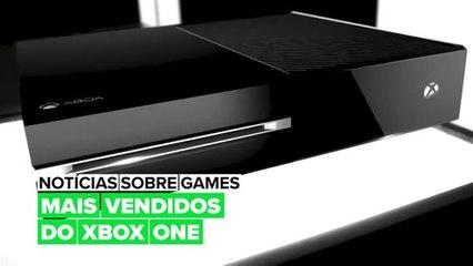 Confira os jogos de Xbox One mais vendidos de todos os tempos
