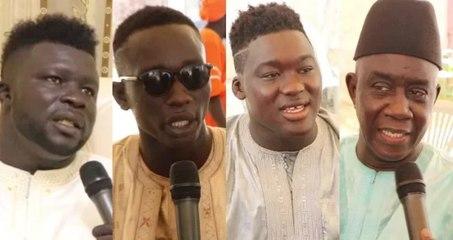 Les témoignages de Gamou Gueye, Assurance... sur Papa Yade 'Même sou doundone dou défaty lamb'