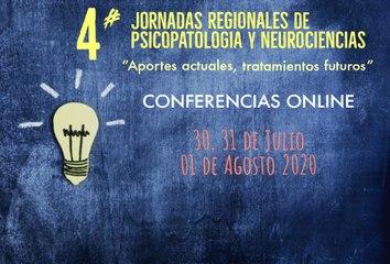 Final de las 4* JORNADAS REGIONALES DE PSICOPATOLOGÍA Y NEUROCIENCIAS