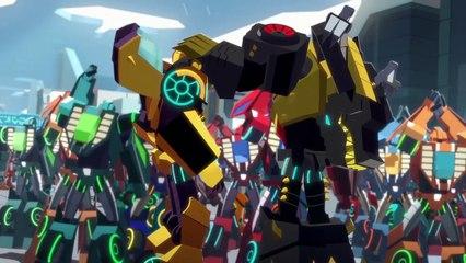 Transformers: Cyberverse - [Season 3 Episode 7]: The Sleeper