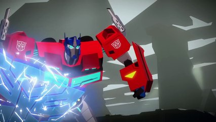 Transformers: Cyberverse - [Season 3 Episode 3]: The Battle For Cybertron III