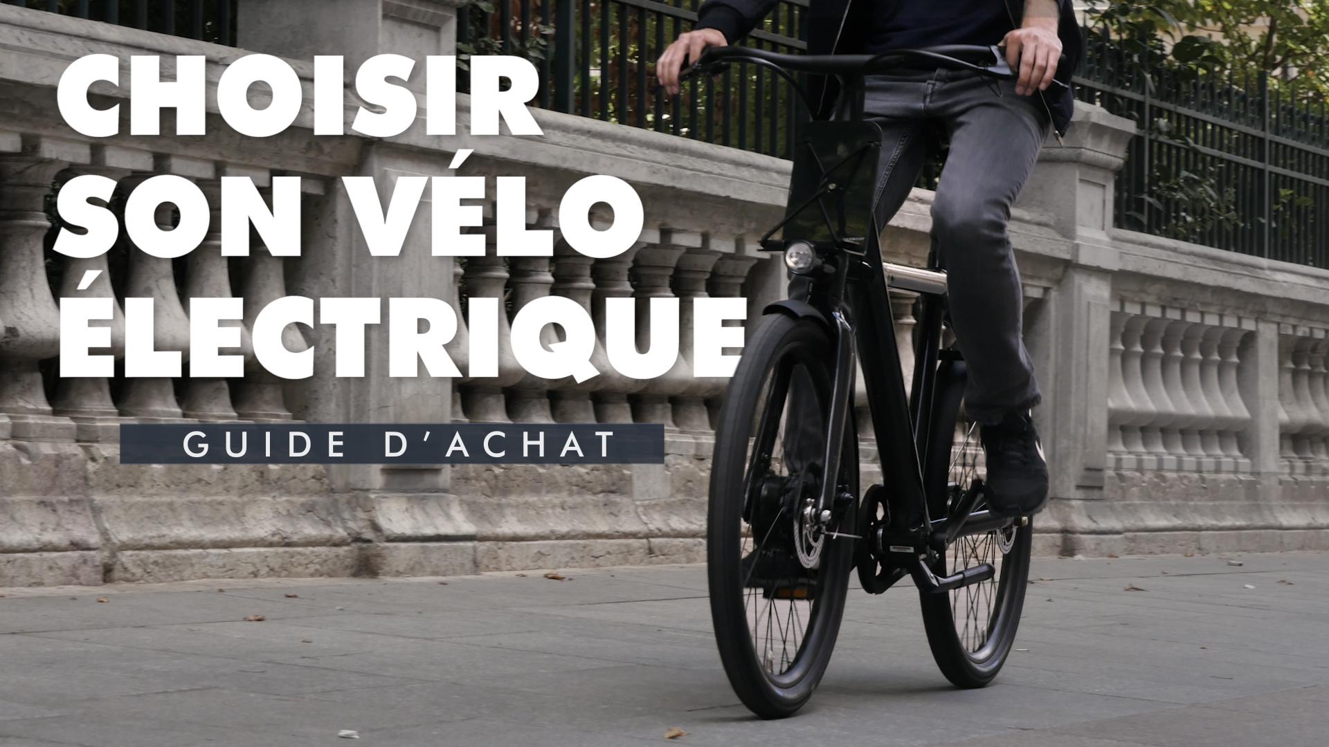 Nos 5 conseils pour bien choisir son vélo électrique