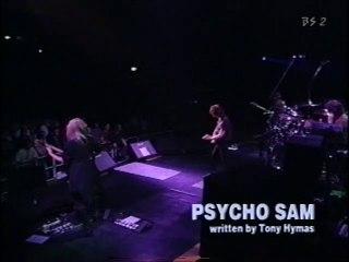 Jeff Beck Live in JAPAN 1999/  Psycho Sam