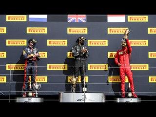 F1 Grande-Bretagne 2020 : Classements Grand Prix et championnats