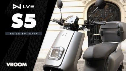 Test scooter électrique LVE S5 : l'autonomie oui, mais à quel prix ?