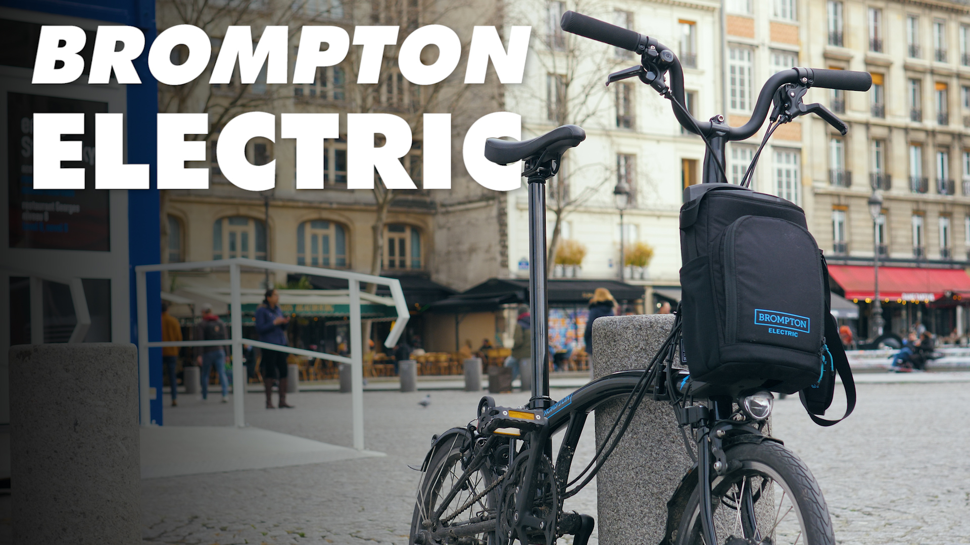 On a testé le Brompton Electric : fallait-il vraiment électrifier la star des vélos pliables ?