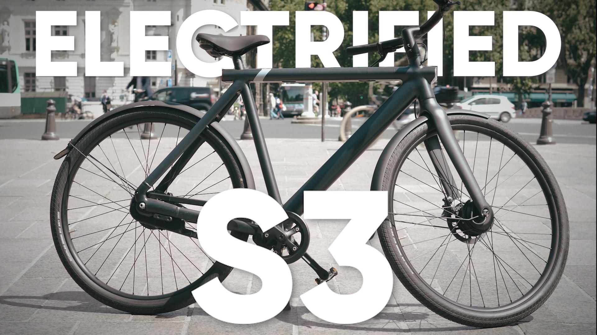 On a testé le VanMoof Electrified S3 : le roi de la ville ?