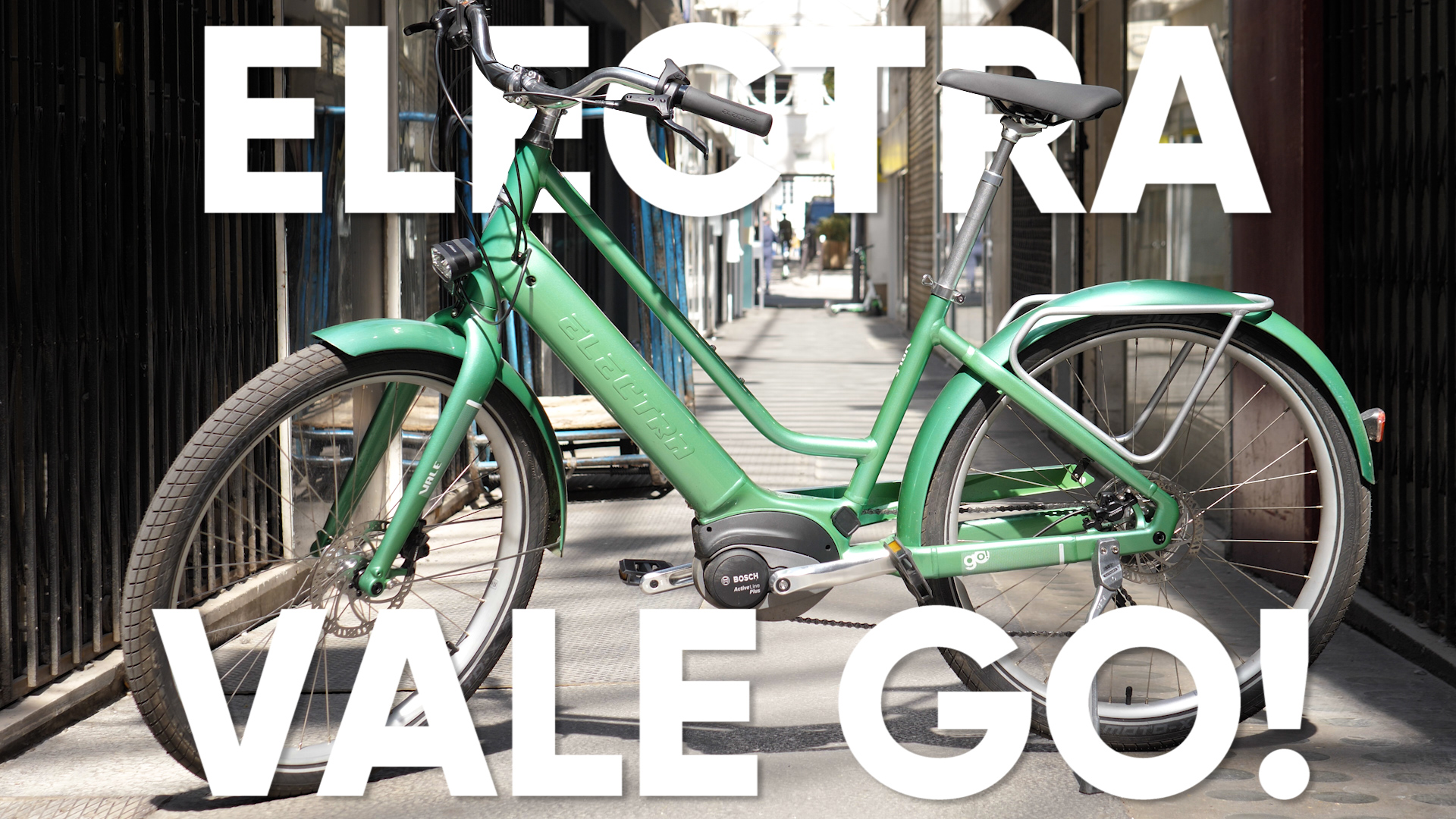 On a testé l'Electra Vale Go : le vélo confort par excellence ?
