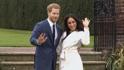 Wirbel um Enthüllungsbuch: Prinz Harry und Meghan Markle nahmen Abschied mit Unterstützung der Queen