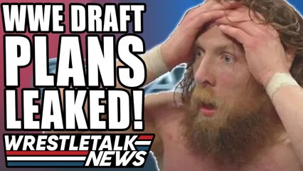 Fired NXT Star To AEW! Shorty G Gimmick DROPPED? WWE Draft Plans LEAKED! | WrestleTalk News