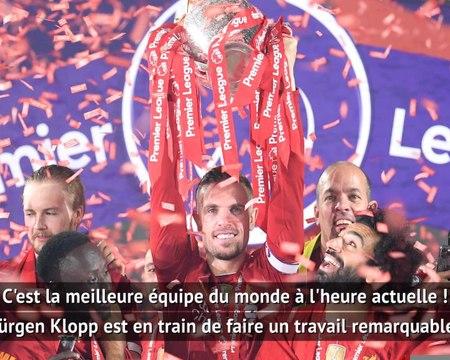 """Liverpool - Touré : """"Un titre amplement mérité"""""""
