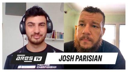 ARES TV  Josh Parisian (Fighter ARES FC)