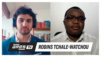 ARES TV  Robins Tchale-Watchou (Chairman ARES FC)