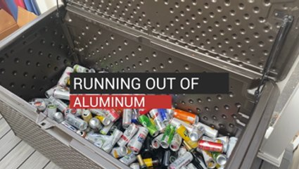 Running Out of Aluminum