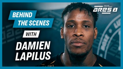 ARES 1: Behind the scene w/ Damien Lapilus