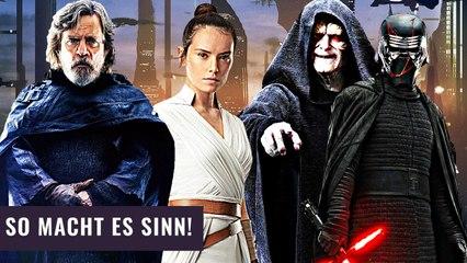 Star Wars: So ergibt die Skywalker Saga Sinn! Alle Star Wars Filme hatten falsche Titel!