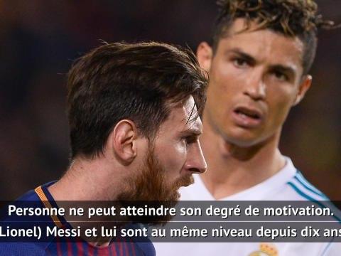 """Exclusif - Pereira : """"Cristiano est déjà le meilleur de l'histoire"""""""