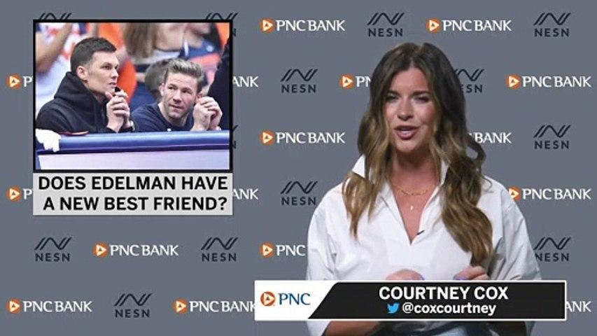 Has Julian Edelman Found a New Best Friend in Cam Newton?