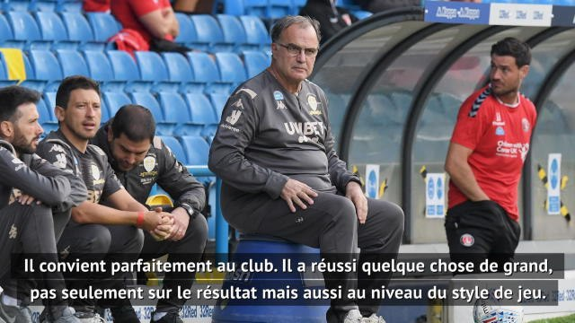 "Leeds - Radrizzani : ""Bielsa convient parfaitement à ce club"""