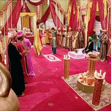مسلسل علاء الدين الهندى مدبلج عربى الحلقة ٥٣ الثالثة والخمسون - (53) Aladdin Episode