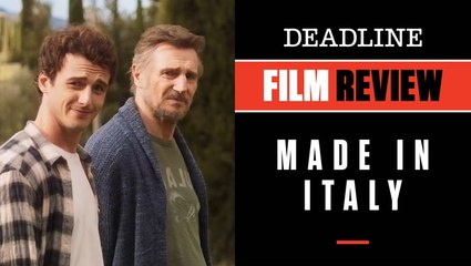 Made in Italy   Film Review