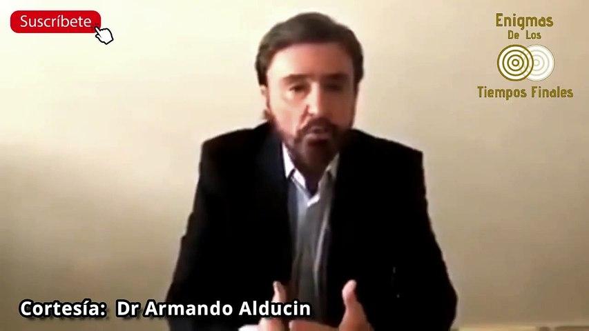 ARMANDO ALDUCIN Y EL CORONAVIRUS
