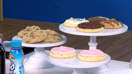 Crumbl Cookies Celebrate National Chocolate Chip Cookie Day