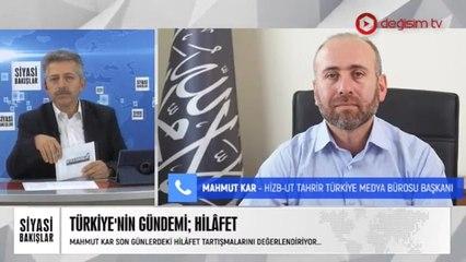 Türkiye'nin Gündemi Hilâfet #HilafetHayalDeğildir