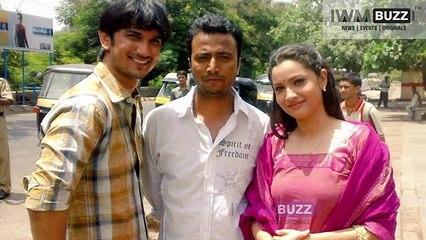 Ankita Lokhande and Sushant Singh Rajput LOVE STORY