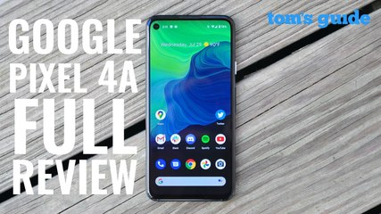 The Google Pixel 4A Review