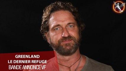 GREENLAND - LE DERNIER REFUGE - BANDE ANNONCE PRÉSENTÉE PAR GERARD BUTLER