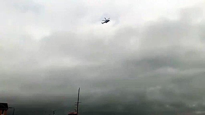 Major incident at Strangford - NI Air Ambulance at the scene