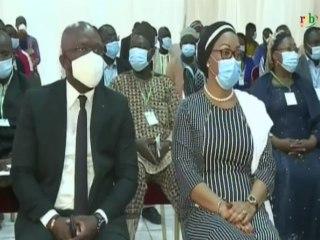 RTB/Cérémonie de lancement de la plate-forme de déclaration d'intérêts et de patrimoine au Burkina Faso