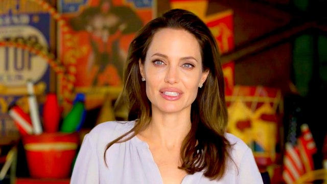 The One and Only Ivan on Disney+ - Behind the Scenes with Angelina Jolie