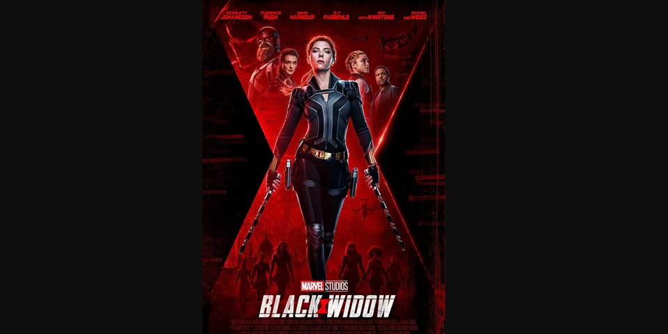 NEW Black Widow Trailer   Film Trailers 2020