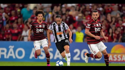 Flamengo 3 x 1 Atlético MG - Brasileiro 2019