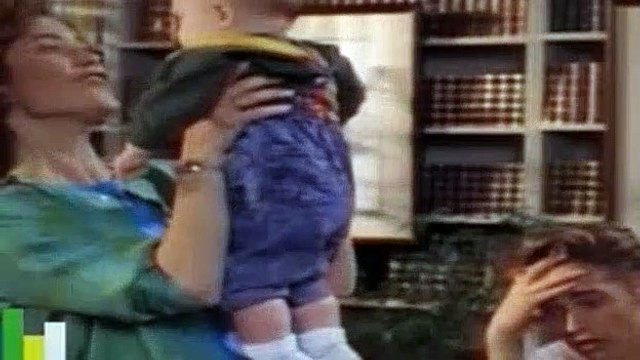 Beverly Hills BH90210 Season 1 Episode 12 - One Man And A Baby